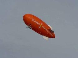 R/C Blimp, R/C Airship