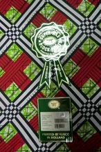 African Fabric Print Wholesale China Wax Prints fabric Real Wax Print 100% Cotton