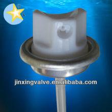 Hairspray valve product