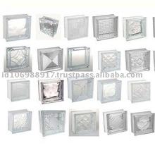 Art Glass Panel Block