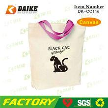Design Eco-Friendly Promotional Cheap Logo Shopping DK-CC116