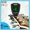 LCD chromatic guitar tuner for dean guitars