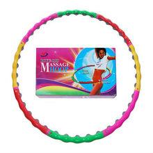 alibaba china detachable massage hula hoop