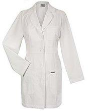 300pcs Women Polyester/Combed Cotton Poplin Lab Coats-------3000Euro
