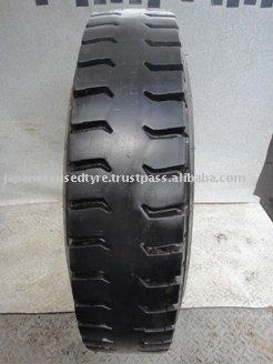 Usado pneu de caminhão 1000r20 1000-20