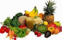 Fresh Vegetables, Fruits & Olive Oil