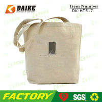 Promotional Exporters Canvas Ecology Tote Bag DK-HT517