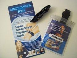 Motion Sickness Bracelet
