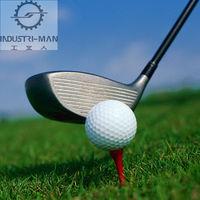 carbon fiber Wood Plastic Metal wedge golf stick prototypes, golf club putter, CNC, SLA rapid prototype