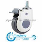 medical bed caster wheel