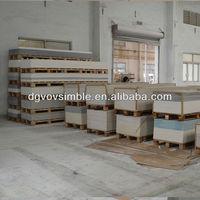dongguan supplier samsung solid surface sheet/lg solid surface sheet