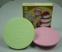 Turn Table, Plastic Bakeware