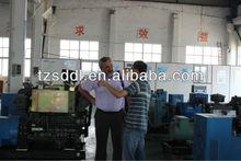 Weichai CW12V200 series 1200kw diesel fuel less generator at 197g/kw.h