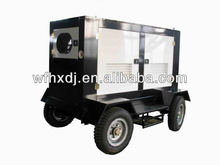 10-1875KVA electric generator portable silent with CE ISO
