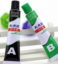 Kafuter Transparent Fast Dry Epoxy Steel Adhesives & Sealants
