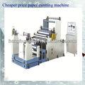 informatizado de papel de corte de la máquina con un precio más barato