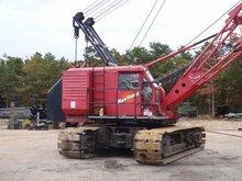 Manitowoc 2900WC Crawler Crane