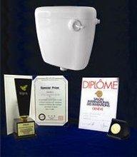 6L Plastic Toilet Cistern