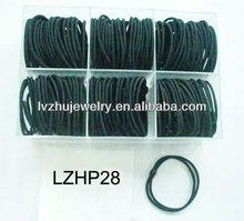 elastic ponytail ring hair holder LZHP28