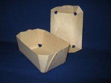 Wooden punnets/baskets