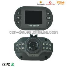 1.3 Mega pixels camera dvr car with night vision