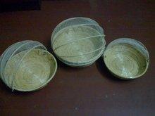 Bamboo Food Carrage