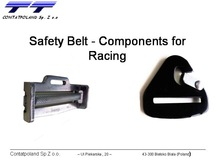 Components for Racing Safety Belt