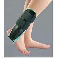 Medical Air Gel Ankle Brace for injury leg