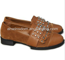 2013 FALL NEW WOMEN EUROPEAN AND AMERICAN STREET PUNK STYLE SHOES D91034S