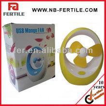 307024 Promotion Gift Business USB Mango Fan
