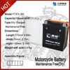 Ytz7s battery for motorcycle