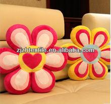 flower push up plush seat cushion/ chair pillows