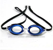 High quality comfortable swim goggle strap
