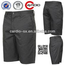 Charcoal heather Frickin Modern Stretch Shorts jersey stretch shorts stretch cotton shorts
