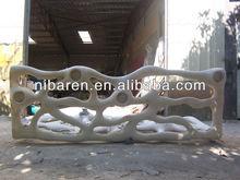 Fiberglass Carved Sculpture Home/Hotel Decoration