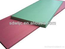 XPS Polystyrene Foam Waterproof insulation board Extruded polystyrene