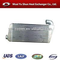 hot selling high performance aluminum auto parts radiator / universal auto parts radiator