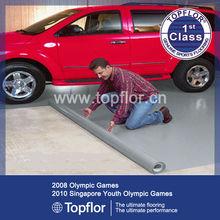 Waterproof PVC Emery Carport Flooring Roll With Cheap Price