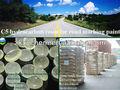 La force d'adhérence et résistance aux taches c5 hydrocarbures resinin hot melt peinture de marquage routier
