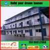 Three Storey Prefabricated Steel Frame House