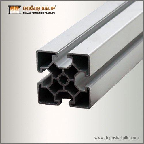 Küchentisch 60 X 60: Profilo Industriale Di Alluminio 60x60