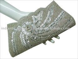 BRIDAL CRYSTAL HANDBAG CLUTCH WEDDING PURSE