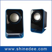 Portable 2.0 full-band multimedia factory price mini speaker