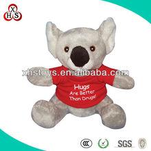 2013 new popular cute soft toys koala