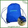 BP-A cheap plain nylon drawstring bag for promotion