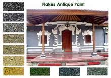 Flakes Antique Paint