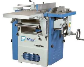 Woodworking machine combination machine planer and thicknesser