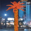 UL,CE,SAA,PSE,CB,SASO approved LED palm tree light with static or color changing