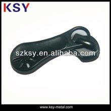 2013 Hot sale! Fashion fancy metal zipper slider for bag