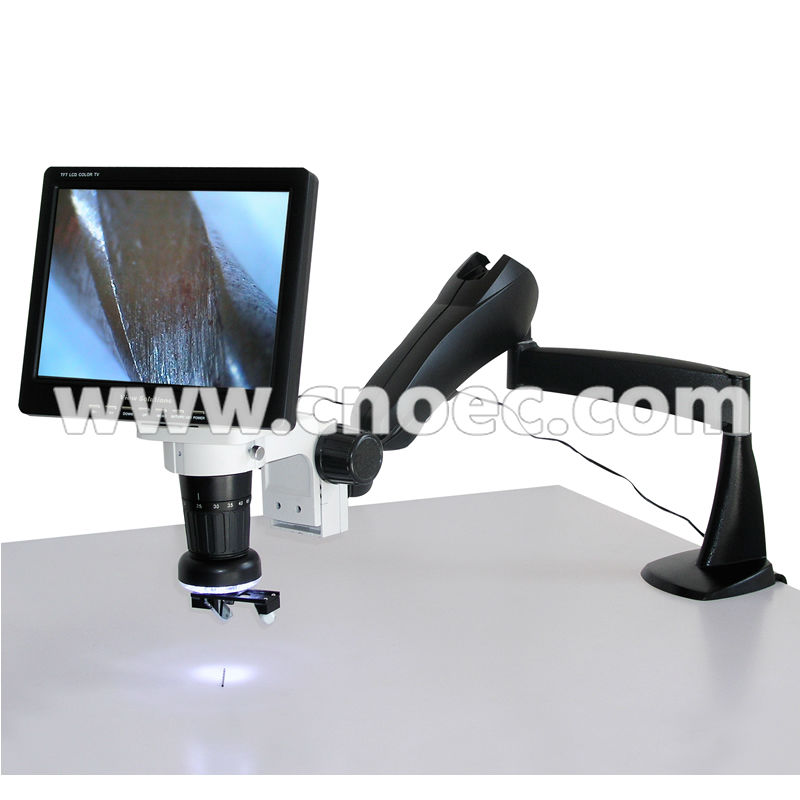 A36.0601-5000S LCD Video Zoom Microscope